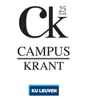 21 oktober 2015 – Reportage in Campuskrant